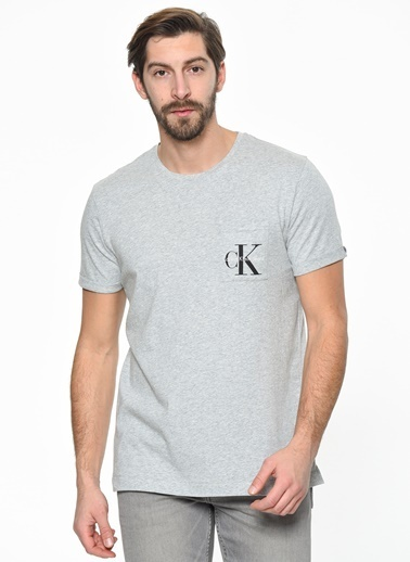 Calvin Klein Tişört Gri